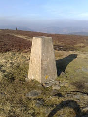 Triangulation point (CJHurst) Tags: point minch traquair triangulation