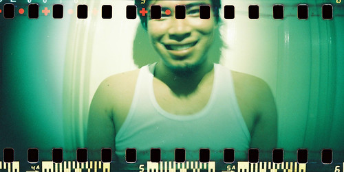 1st shot from the Sprocket Rocket