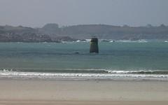 Santec-Dossen - 3 mars 2011 - sur la plage