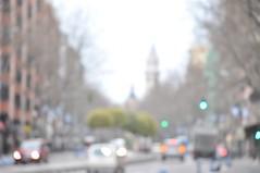 BLUR, paseando por Madrid