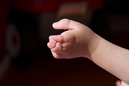 Amelie's Hands