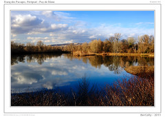 Paysages - Etang des Pacages (BerColly) Tags: winter sky cloud france reflections landscapes google pond flickr hiver reflet ciel nuages paysages auvergne etang puydedome nikkor35f2d nikond700 mirrorser cloudslightningstorms bercolly