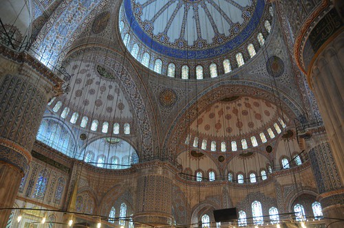 Why it is called the Blue Mosque