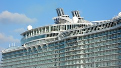 Allure of the Seas (blmiers2) Tags: cruise nikon ship cruiseship coolpix royalcaribbean seas s3000 allureoftheseas allure1 cruisingalong blm18 blmiers2