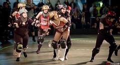 3/5/11 Sorby!!! HRD Redwood Rollers v BAD Oakland Outlaws (LeVar Hurtin' (IGP PHOTO)) Tags: bad rollerderby bayarea reno derby humboldtcounty eureka hrd widowmakers wftda oaklandoutlaws battleborn battlebornderbydemons redwoodrollers sockderby