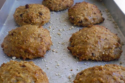 Barley Raisin & Honey scones