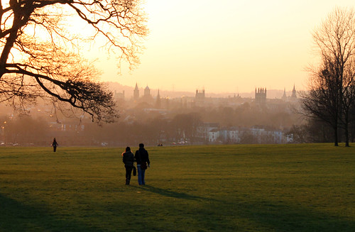 Oxford Light Evening