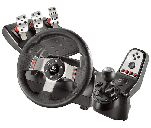 Shift 2: Unleashed Supported Steering Wheels