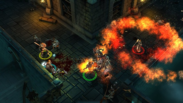 Dungeon Hunter: Alliance for PS3 (PSN)