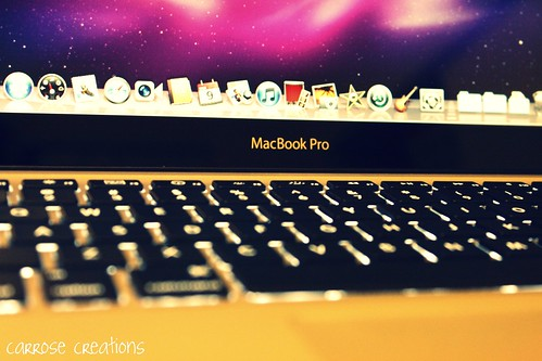 {365} 67 New Mac by car_rose21