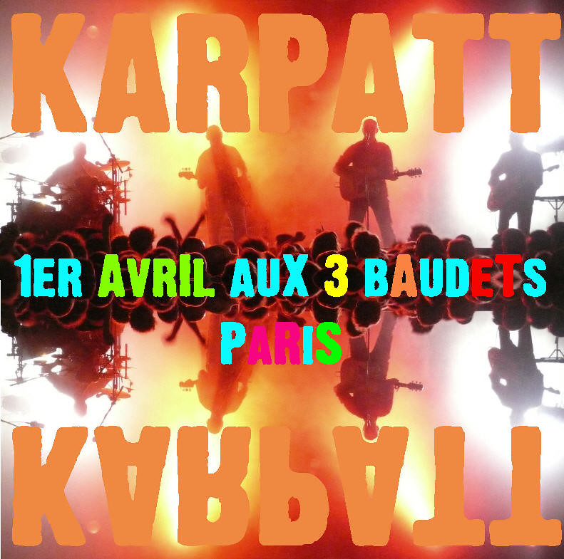 Paris 3 Baudets le 1er Avril : CONCERT ACOUSTIQUE 5512584755_8341a4384e_b