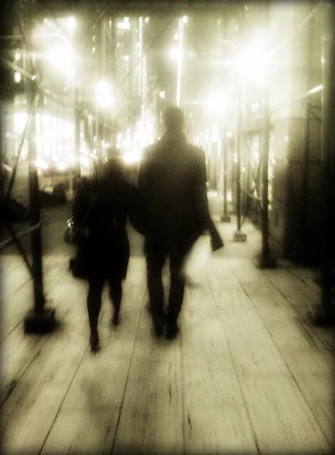 its all a blur...
