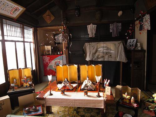 町家の雛めぐり(画像)@高取町-25