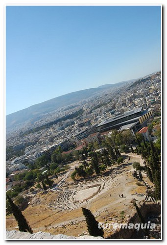 Vistas Acropole Atenas (4)