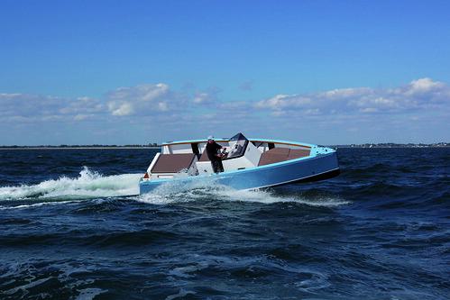 Funky Power Boats