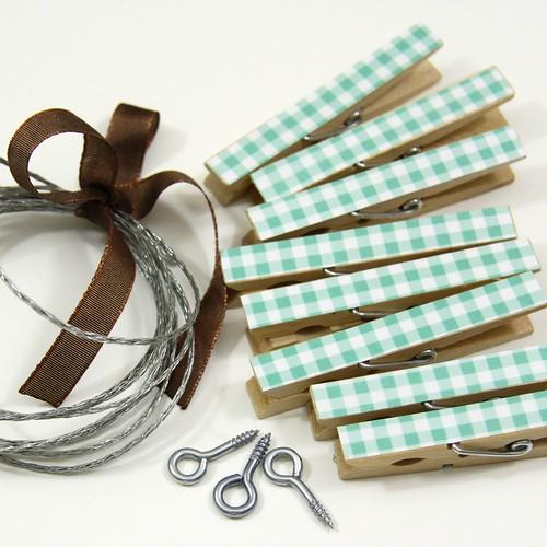 Clothesline Kit by crownbindery
