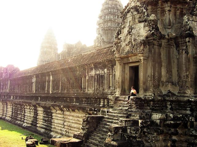 2011.03.11 - Angkor Wat