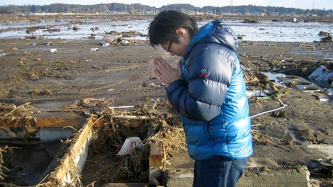 Japan tsunami, earthquake