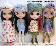 The Happibug sisters...
