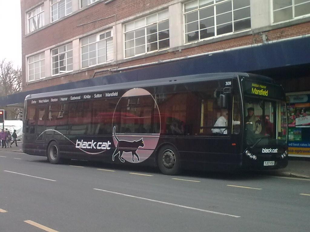 Black Cat Heanor To Ilkeston