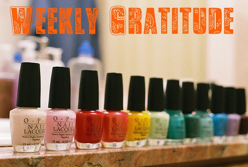 weekly gratitude 2