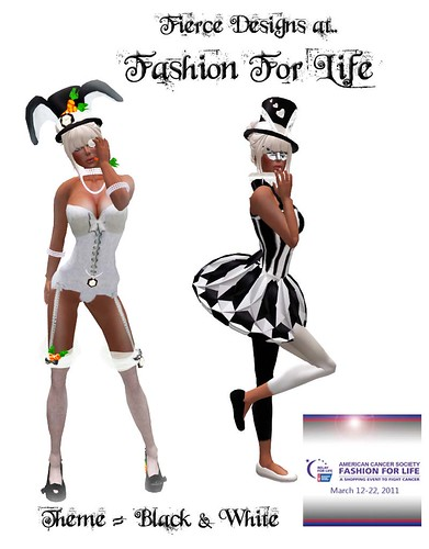 Fierce Designs @ Fashion for Life 2011