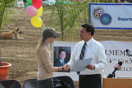 Councilmemer Jose Huizar-CD 14-Ascot Hills-Phase 2 Improvements