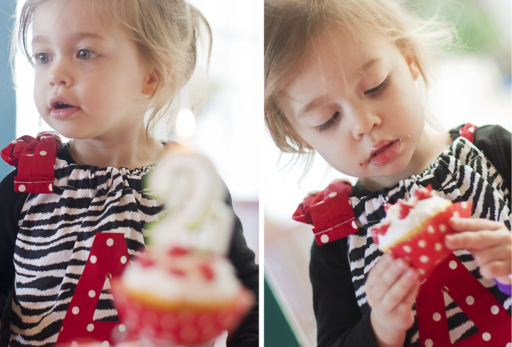 Aslynn, cupcakes