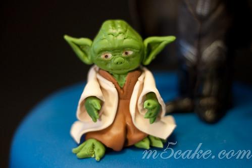 Star Wars Cake - 8