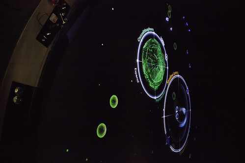 Testing the 7 Foot Multitouch Wall