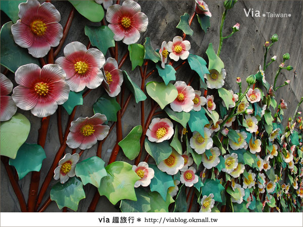 【嘉義景點】新港板頭村交趾剪粘藝術村~到處都是有趣的拍照景點!25