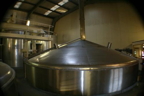 Mash Tun, Balvenie Distillery