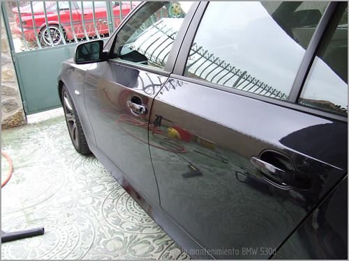 Detallado int-ext BMW 530d e60-13