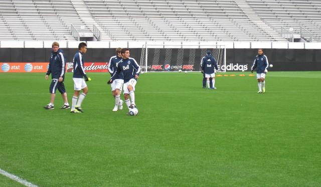 FC Whitecaps practice-33