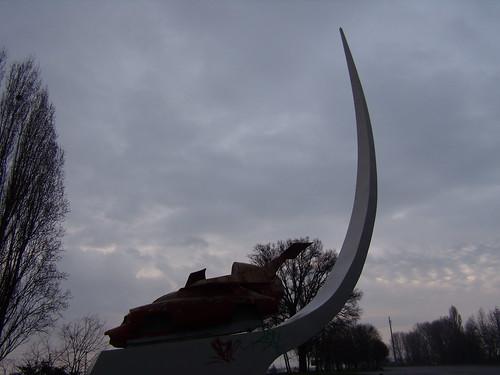 Franco Reggiani - monumento a Enzo Ferrari