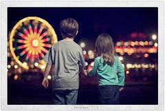 077/365 Amazement (matthewcoughlin) Tags: carnival kids children bokeh fair diagram ferriswheel softbox amazed speedlite offcameraflash strobist 3652011 2011inphotos