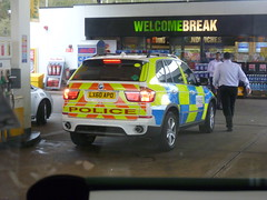 LX60APO City of London Police BMW X5 XDRIVE 30D Firearms Response Car - Tactical Firearms Unit