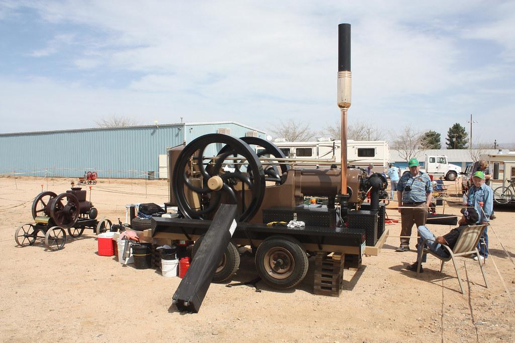 Arizona Flywheelers 2011