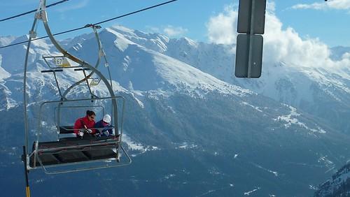 Vacances skis famille magain duong Aussois Maurienne Savoie 12-19 mars 2011 367