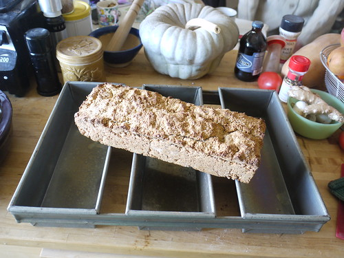 soda bread and pan