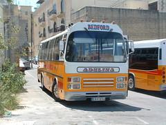 EBY 594 (markyboy2105112) Tags: bedford 1974 malta tourist supreme smr eby 594 plaxton figheldean yrq c45f eby594 y0594 622n smr622n