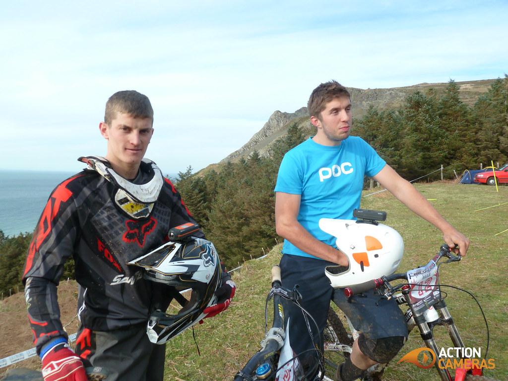Action Cameras - Scotty Mears & Sam Dale - Helmet Cameras 2