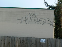 HPS (northwestgangs) Tags: portland graffiti gangs harpys surx3 surenos13