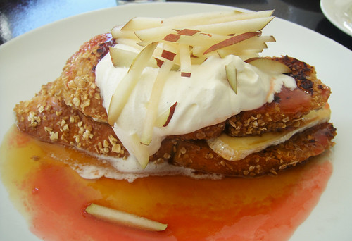 French Toast with Brie