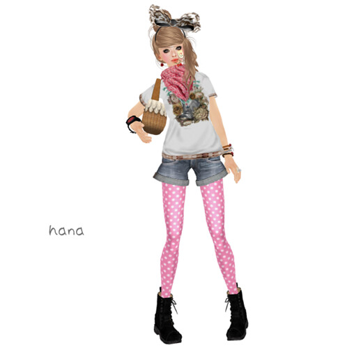 .+*HS*+. Hair ::KIMY:: Latte (Move for F of Japan)