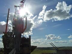 (Frente a Aratiri) Tags: uruguay oro hierro productores aratiri cerrochato mineraacieloabierto zaminferrous aratir