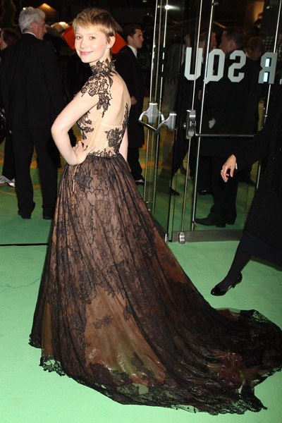 vestido de Mia Wasikowska Alicia estreno by Aeromental-2