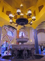 Lion Court, Andalusia, Ibn Battuta Mall, Dubai (wrightrkuk) Tags: architecture shopping dubai gulf kitsch andalucia ibnbattuta andalusia unitedarabemirates consumerism garish shoppingmalls ibnbattutamall islamichistory gulfcooperationcouncil lioncourt pastiches historicalpastiches themedshoppingmalls