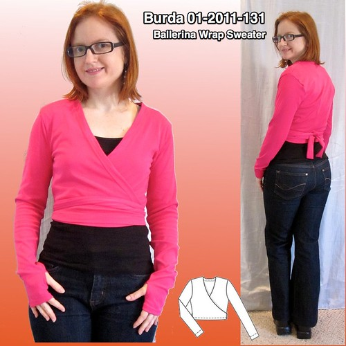Burda 01-2011-131 Thumbnail