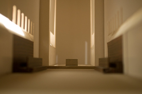 John Pawson Plain Space Exhibition at the Design Museum